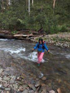 Crossing Washington Creek