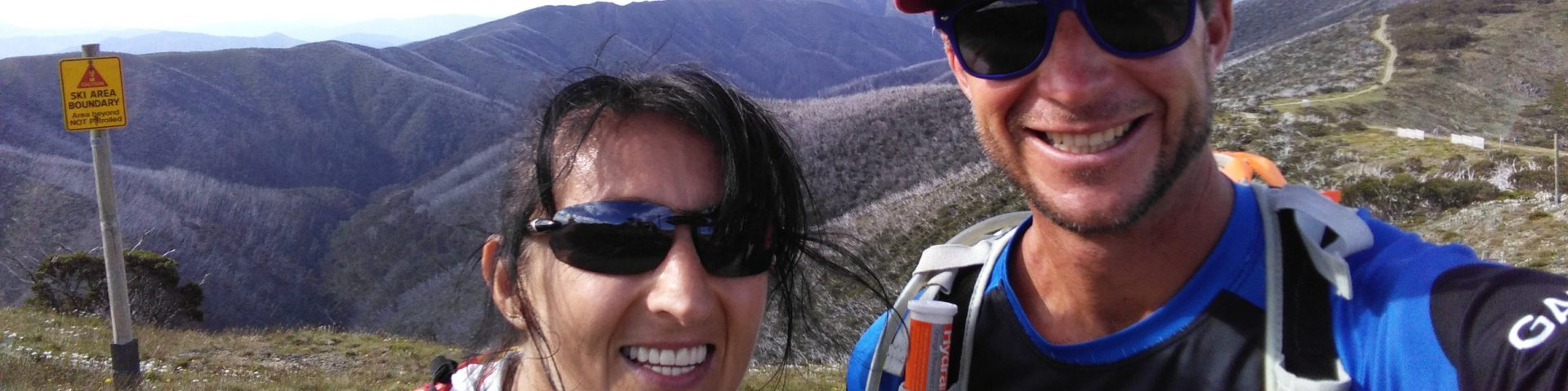Langfords to Hotham with Dan