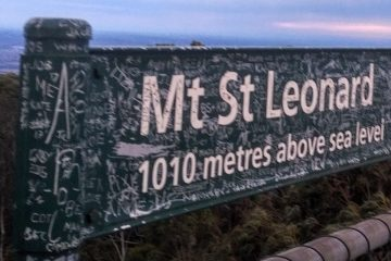 Mt St Leonard